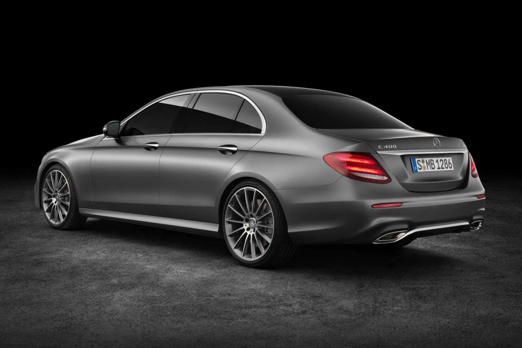 New Mercedes Benz E Cl Unveiled At 2016 Detroit Motor