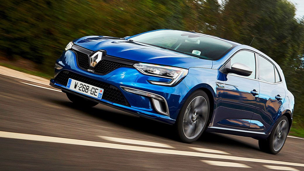 Genial All New 2016 Renault Megane Tested In 202bhp GT Guise