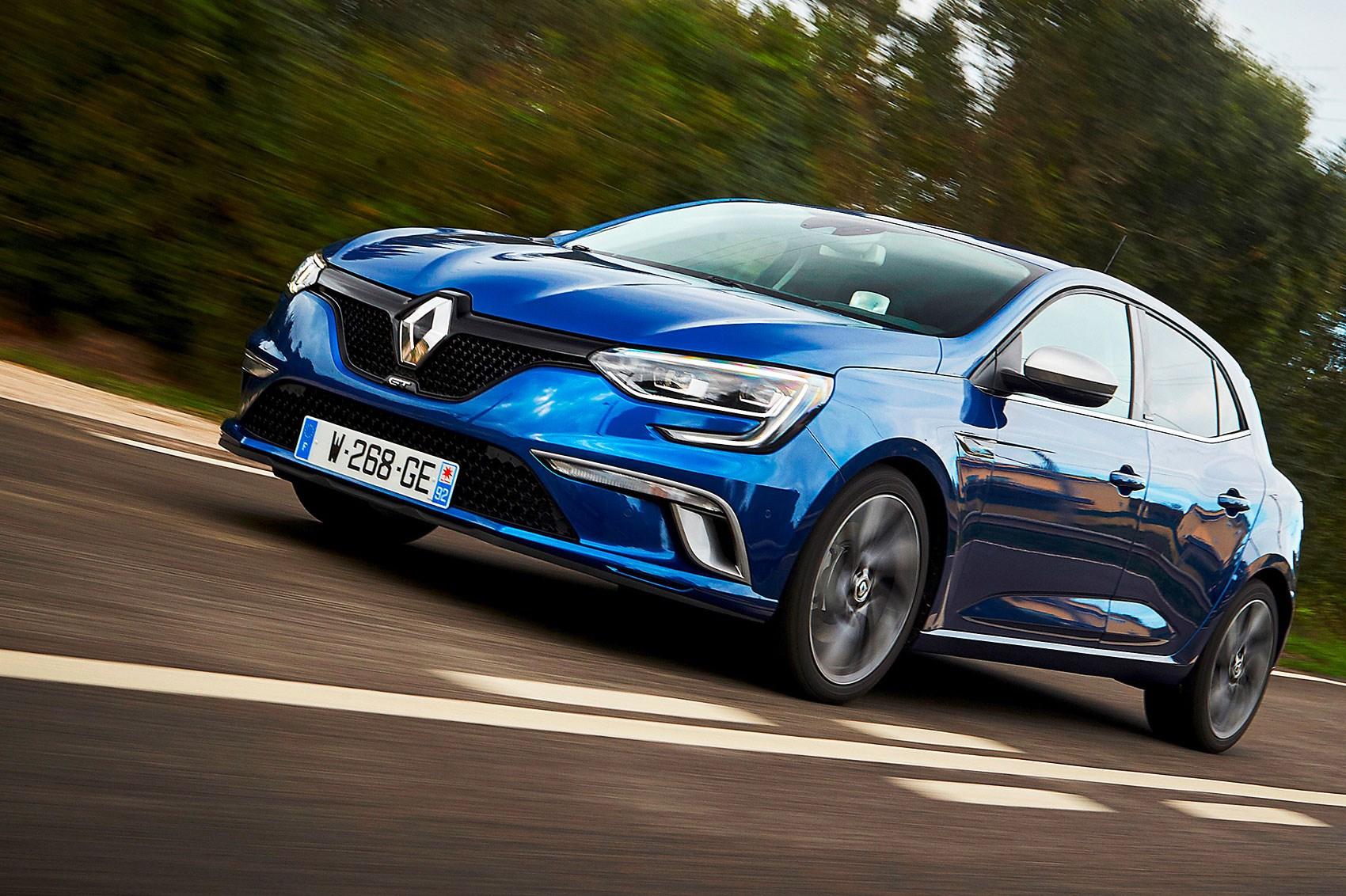 Renault megane 2016 gt