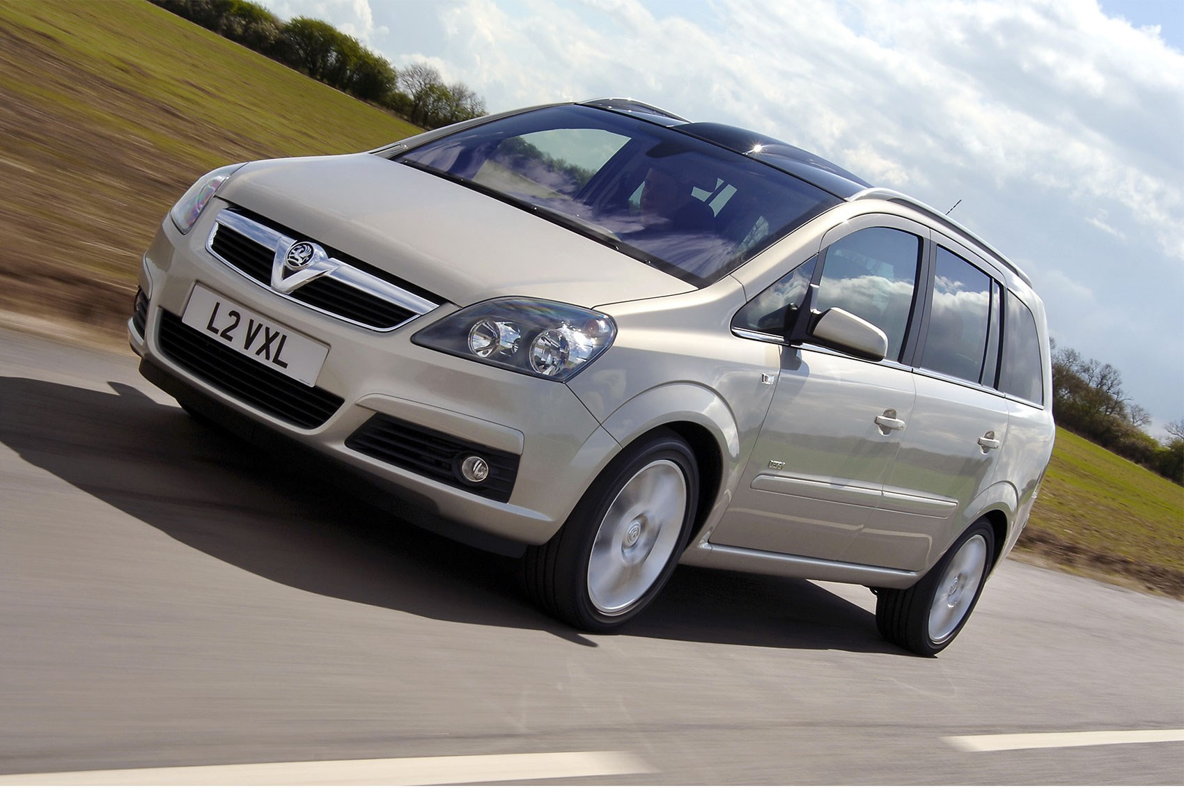 Vauxhall Zafira B fire risk explained