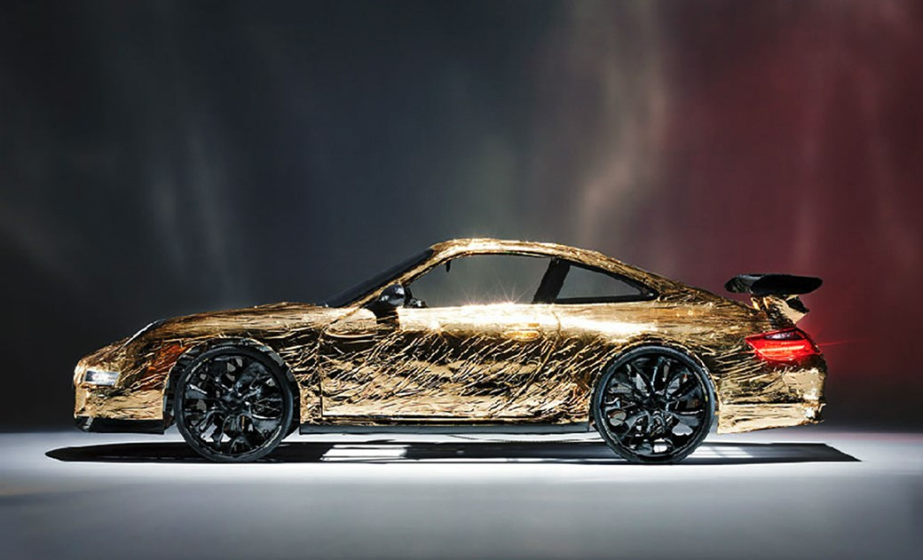The CAR Top 10: cars as art | CAR Magazine
