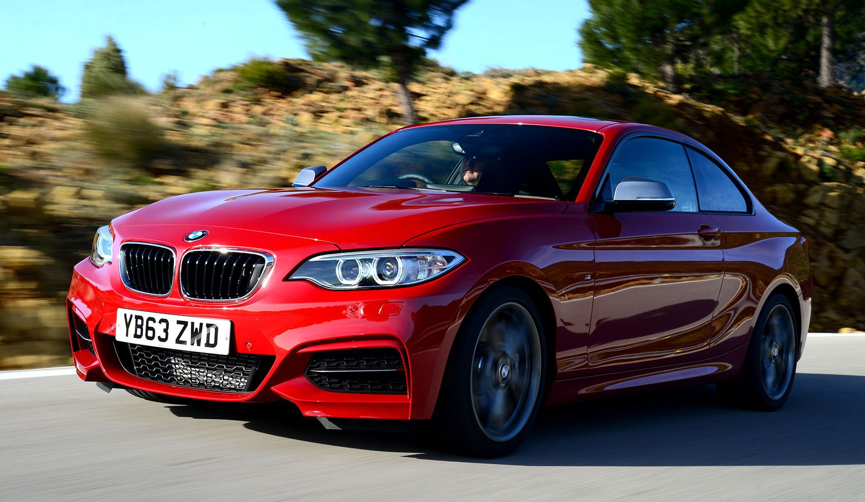 bmw 220d m sport coupe 2016 review by car magazine. Black Bedroom Furniture Sets. Home Design Ideas