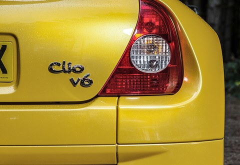 Looking for the standard Clio within? Keep digging…