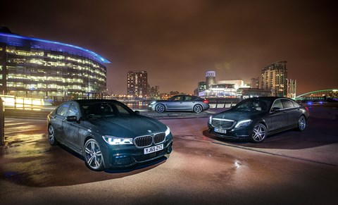 For better or for worse, the UK likes its 7-series short of wheelbase and M Sport of spec