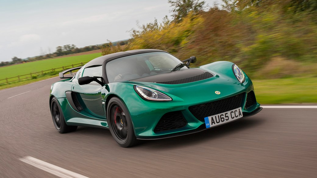 Lotus Exige Sport 350 2016 Review