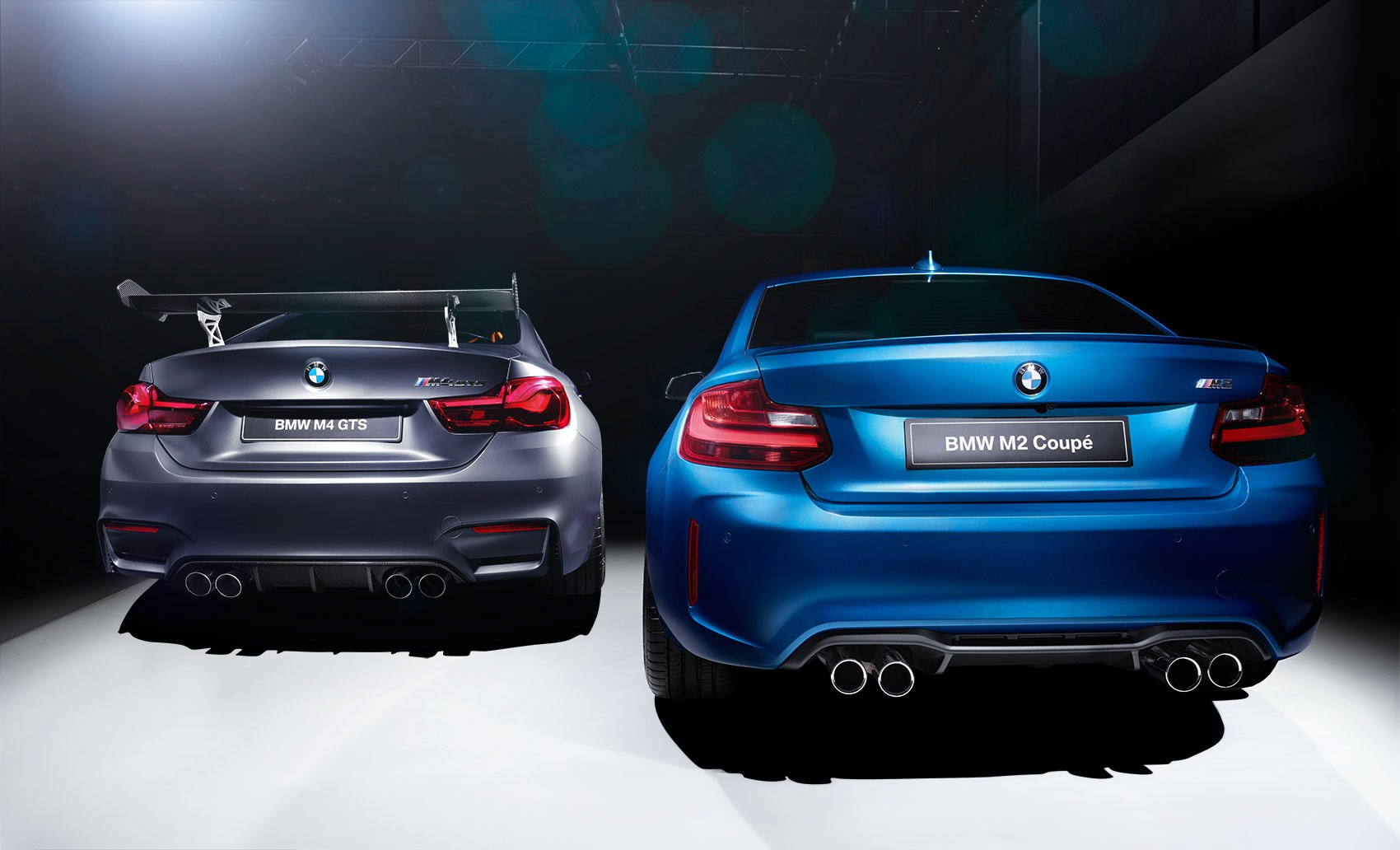The M Pire Strikes Back Bmw M2 And M4 Gts Car January