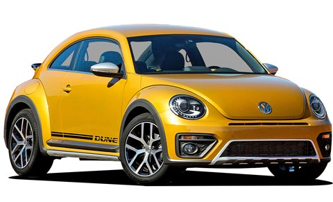 The VW Beetle Dune took a hit from some readers last month, Gregory thought it should have been named 'Dung'