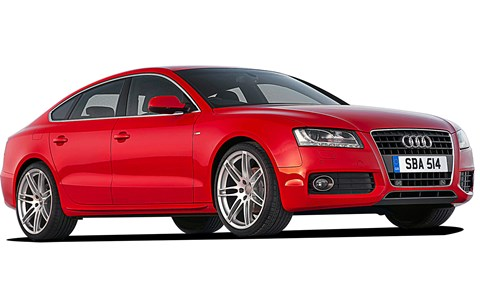 Audi A5 Walt's personal favourite