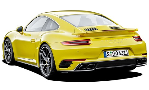 The 911 Turbo's now come with dynamic boost function to needle out lag
