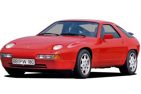 5.0litre V8 under the hood, 190kg lighter than the 928 CS, and a limited-slip diff, what's not to love?