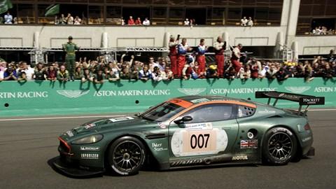 Aston Martin Le Mans 2006