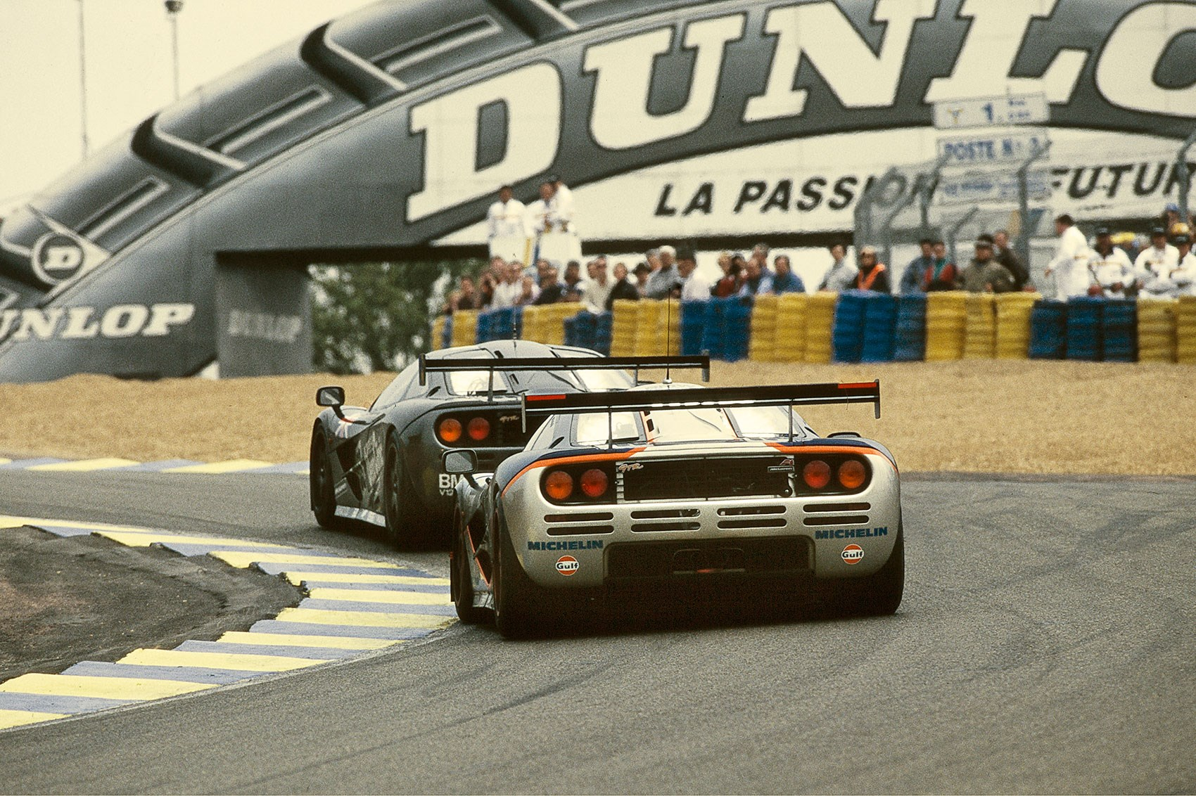 Le Mans \'95: how a piece of McLaren history slipped through my ...