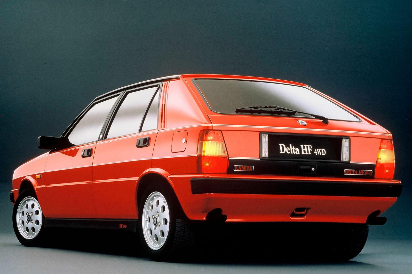 lancia delta hf 4wd vs audi quattro car archive 1986 by car magazine. Black Bedroom Furniture Sets. Home Design Ideas