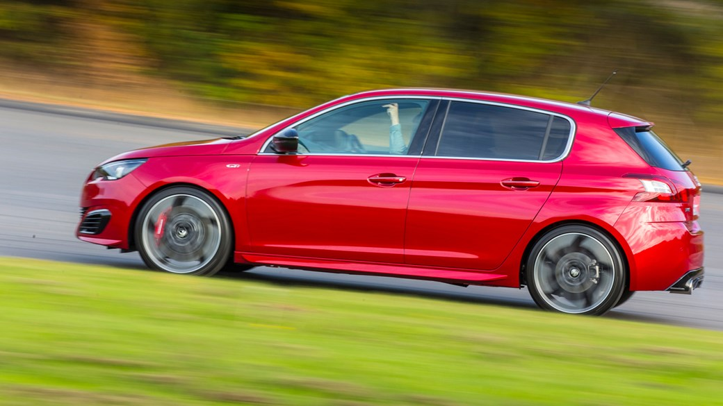 peugeot 308 gti (2016) reviewcar magazine