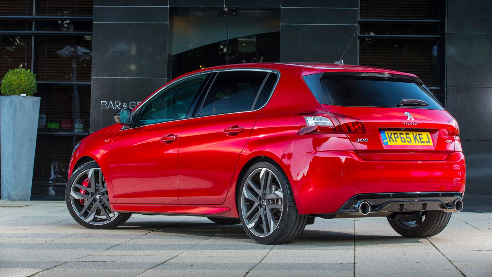 New Peugeot 209 >> Peugeot 308 GTI (2016) review | CAR Magazine