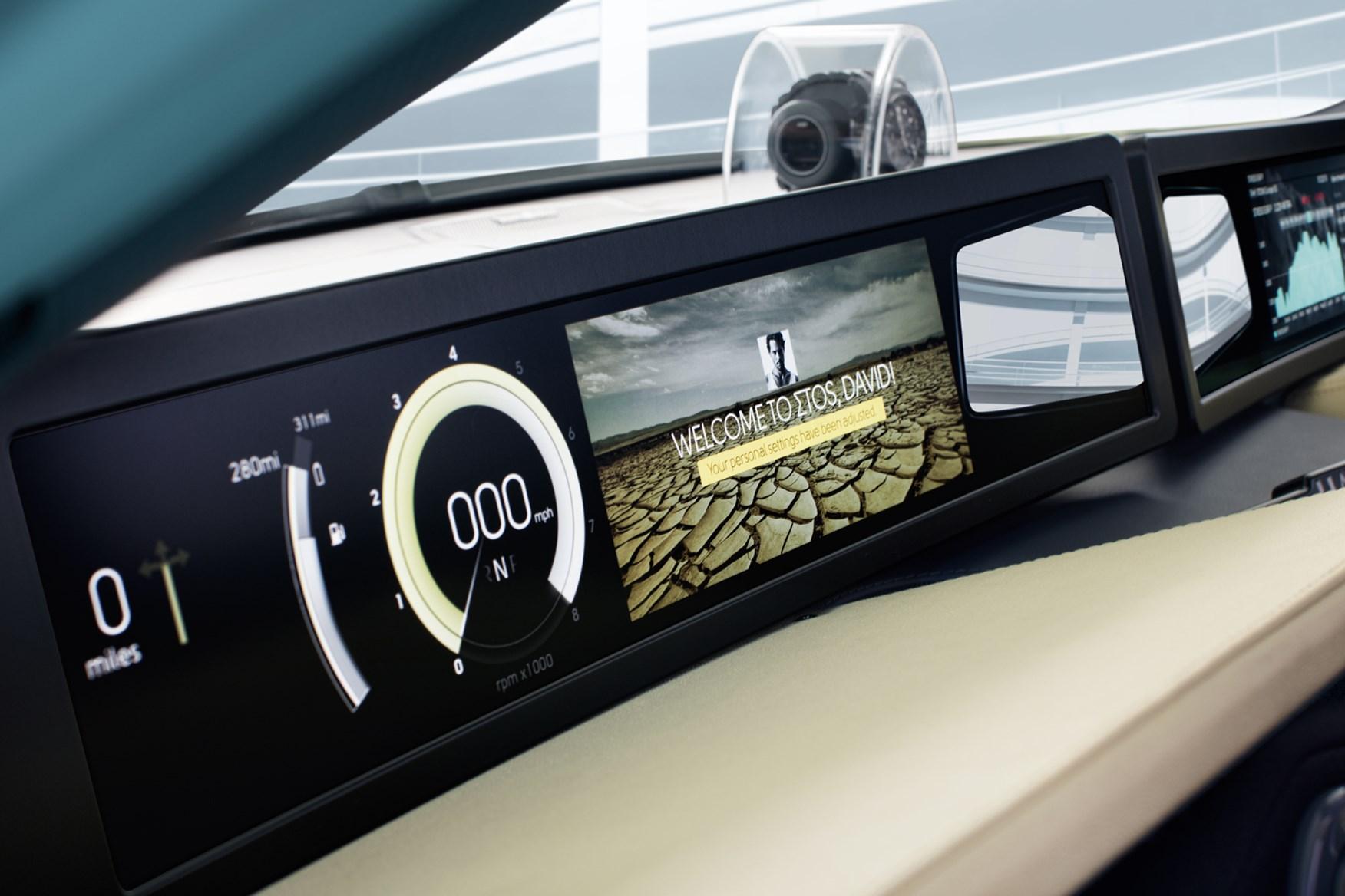 Rinspeed Etos based on BMW i Wheel HD Wallpaper