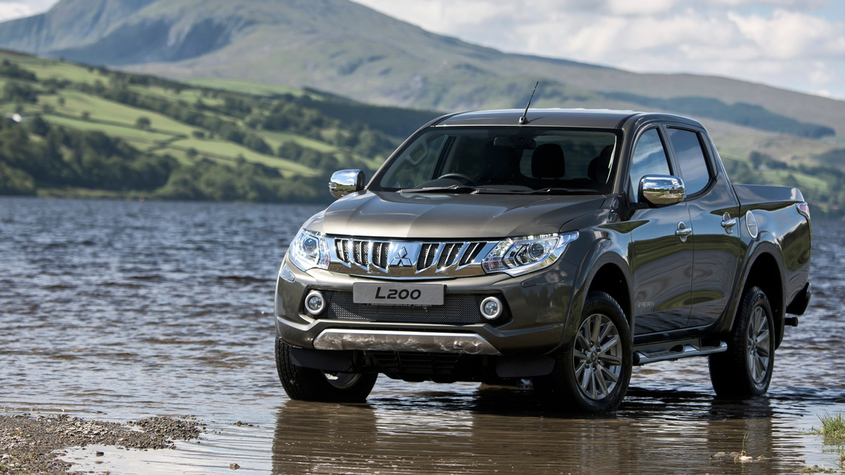 Mitsubishi L200 Series 5 2016 Review By Car Magazine