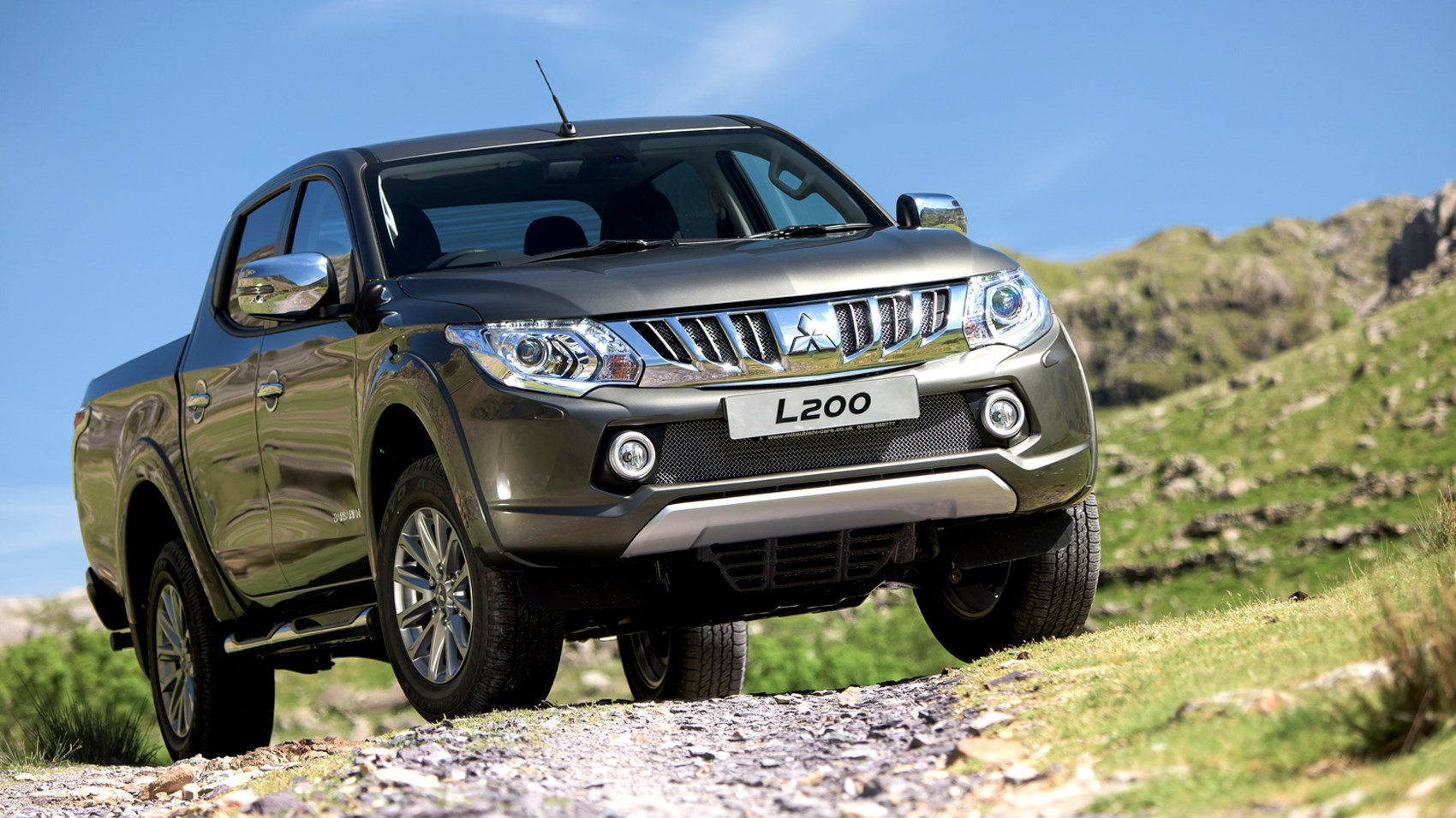 mitsubishi l200 series 5 2016 review by car magazine. Black Bedroom Furniture Sets. Home Design Ideas