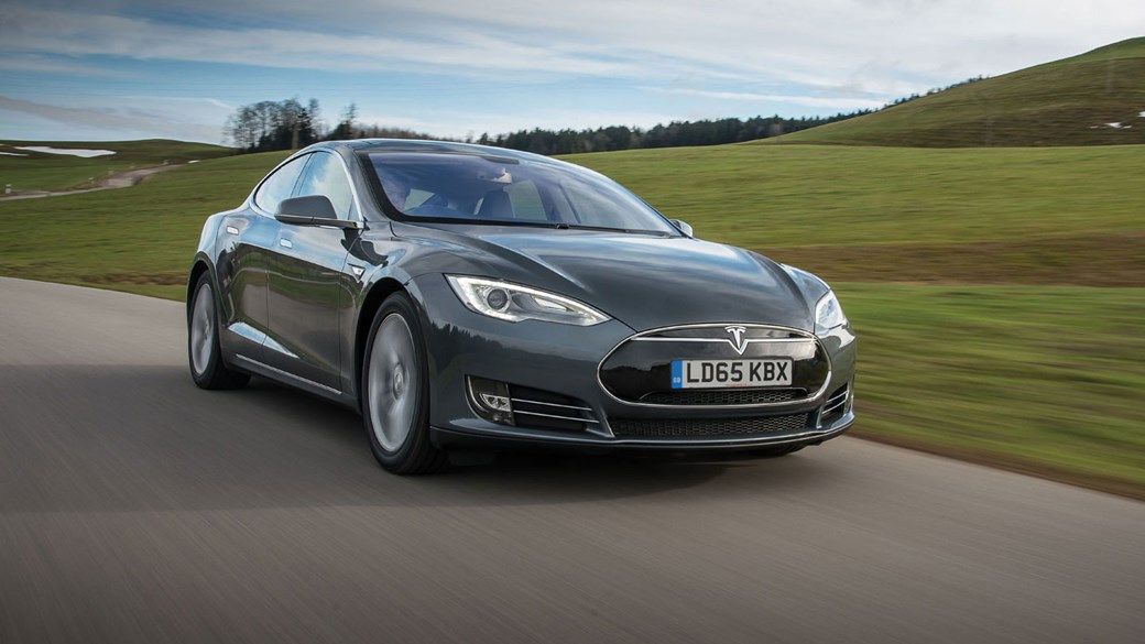 Tesla Model S 70D (2016) review by CAR Magazine