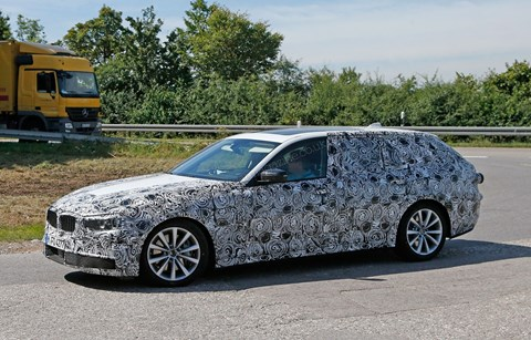 New 2016 BMW 5-series comes in saloon, Touring and GT bodystyles