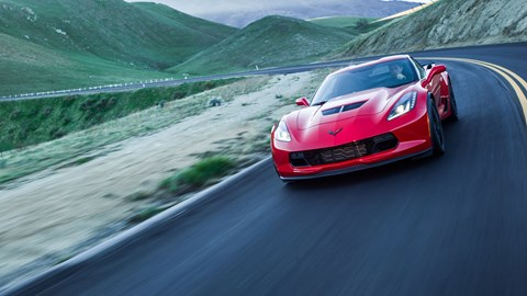 A 'shameless sycophant': the 650bhp Corvette Z06