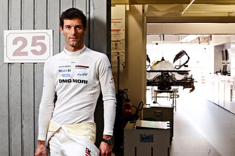 Lighthouse hopeful: Mark Webber