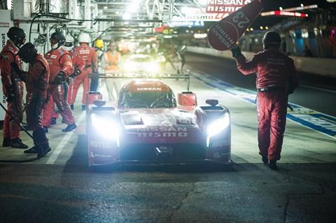 Ben Bowlby's brave Nismo LM design at Le Mans