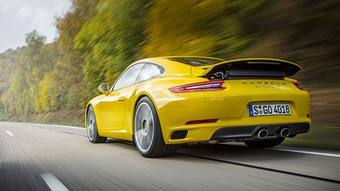 For grown-ups: Porsche's new turbocharged 991.2