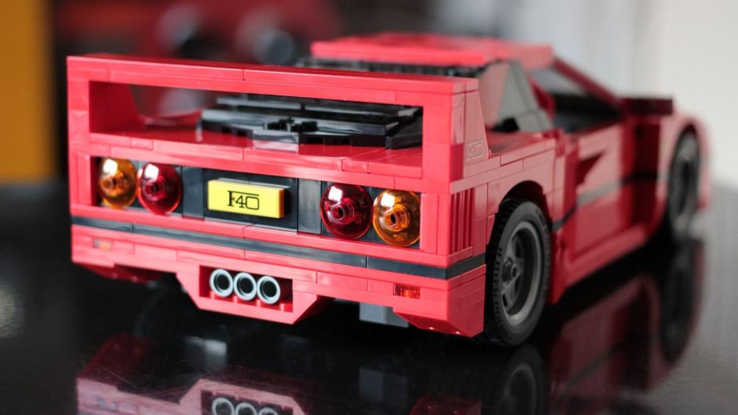 Lego Ferrari F40 2016 Hands On Review Car Magazine