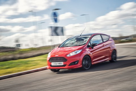 Ford Fiesta, photographed by Richard Pardon