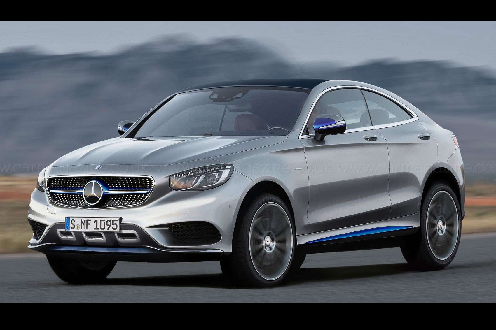 Mercedes signs off four electric tesla fighters by car for Mercedes benz e class suv