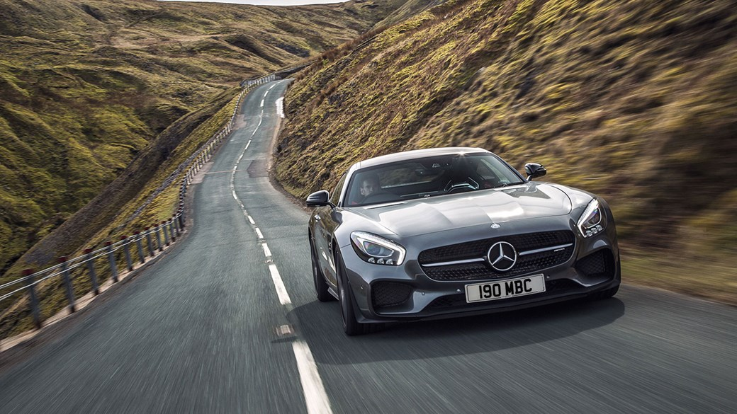 Mercedes Amg Gt 2016 Review