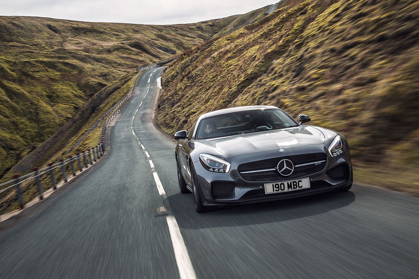 Mercedes Amg Gt 2016 Review By Car Magazine