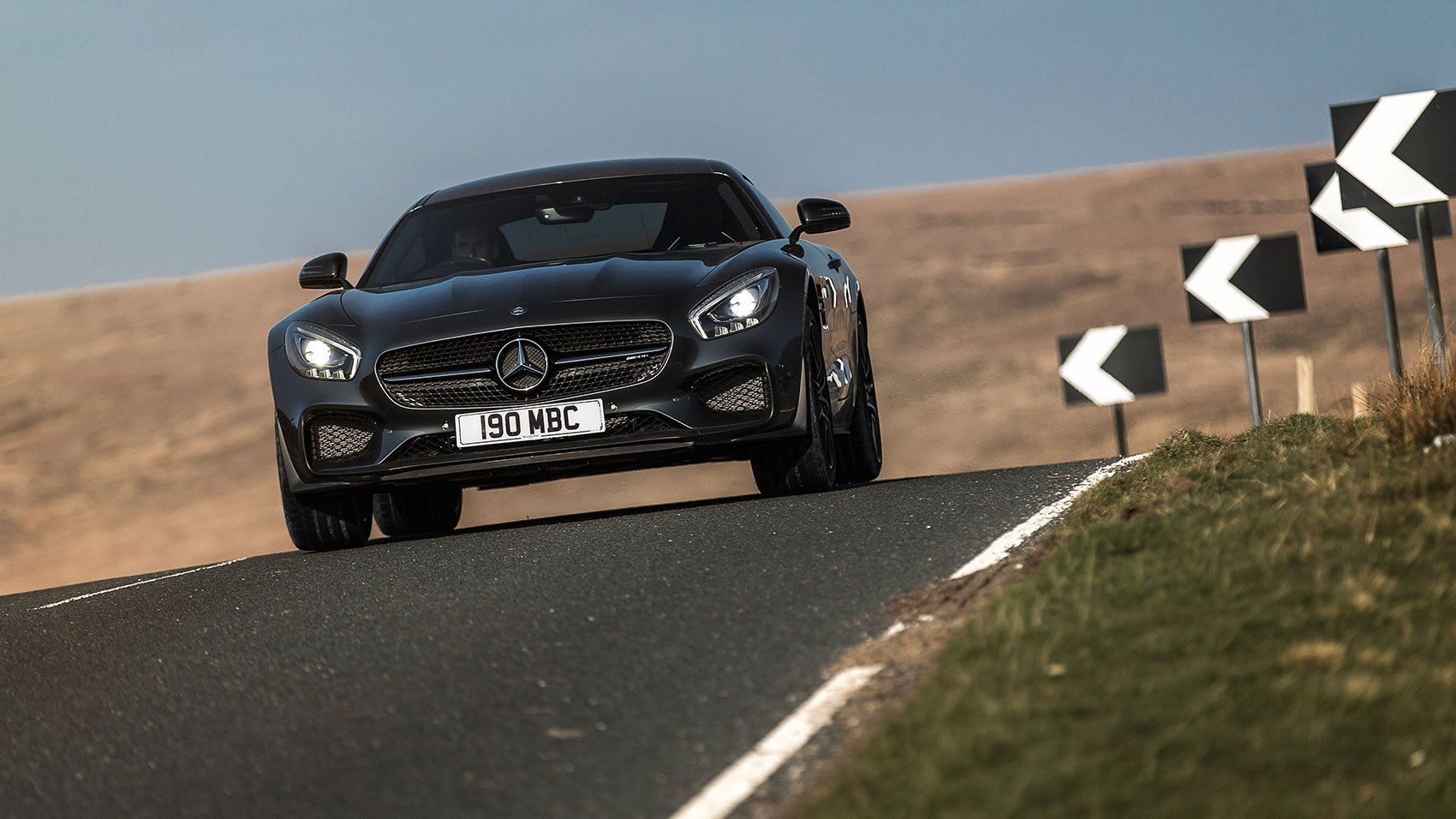 Mercedes-AMG GT (2016) review | CAR Magazine