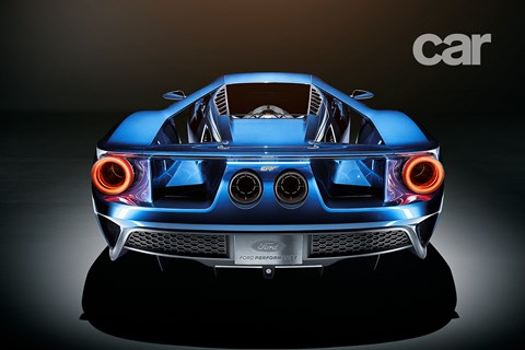 Not your average Fiesta: the new 2016 Ford GT