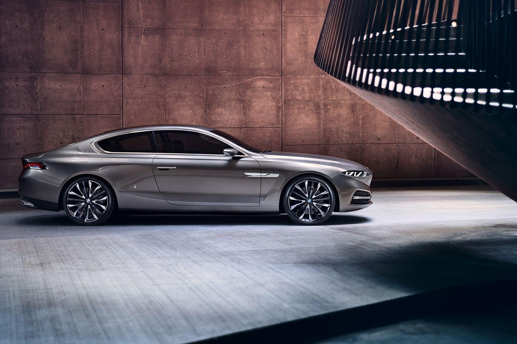 Production 9 Series Will Be Based Upon The Latest BMW 7
