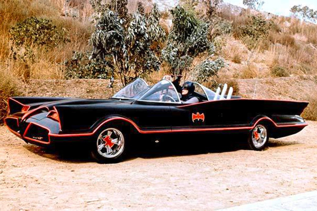 The CAR Top 10: krazy kustom cars by George Barris by CAR Magazine