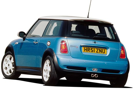 The R53 Cooper S, a charismatic hot hatch for not a lot of cash