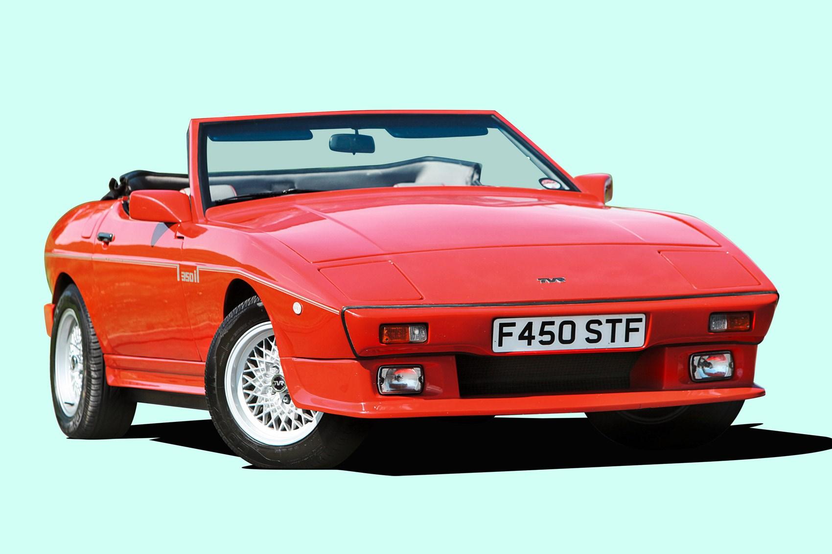 tvr01 Inspiring Tvr Griffith Wheel Nut torque Cars Trend