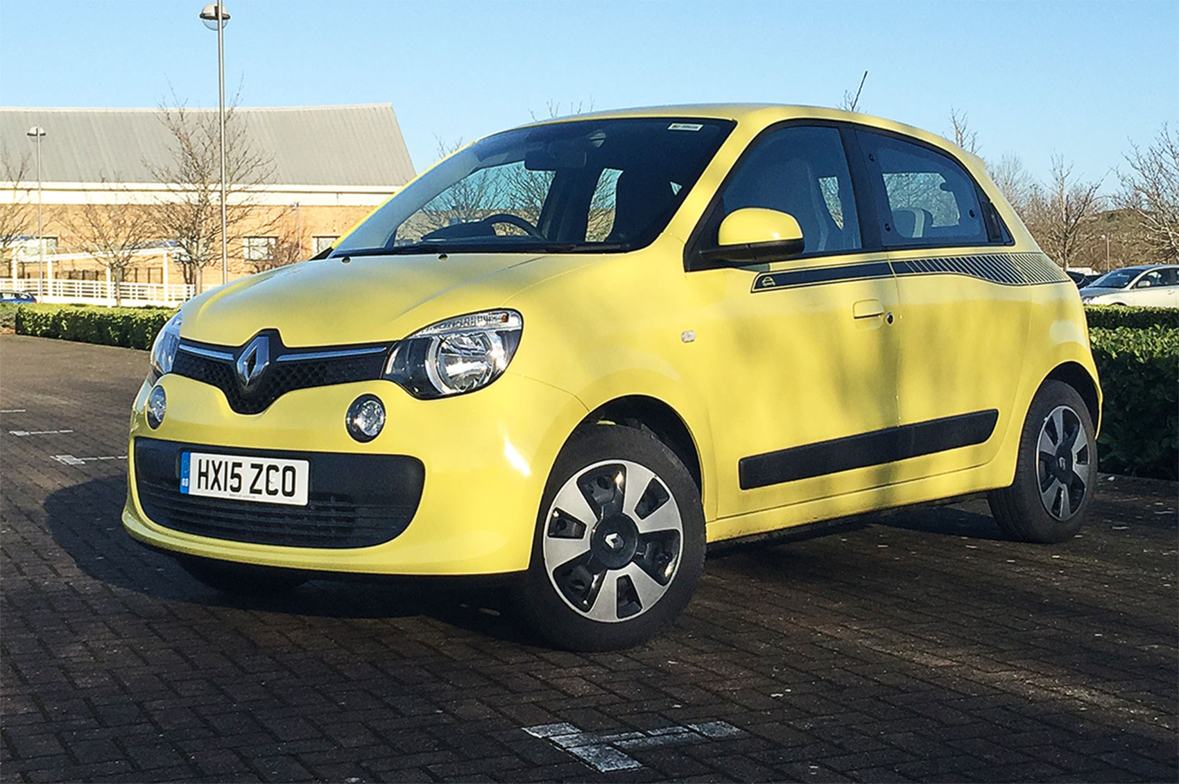 our cars brief update renault twingo month nine car february 2016 car magazine. Black Bedroom Furniture Sets. Home Design Ideas