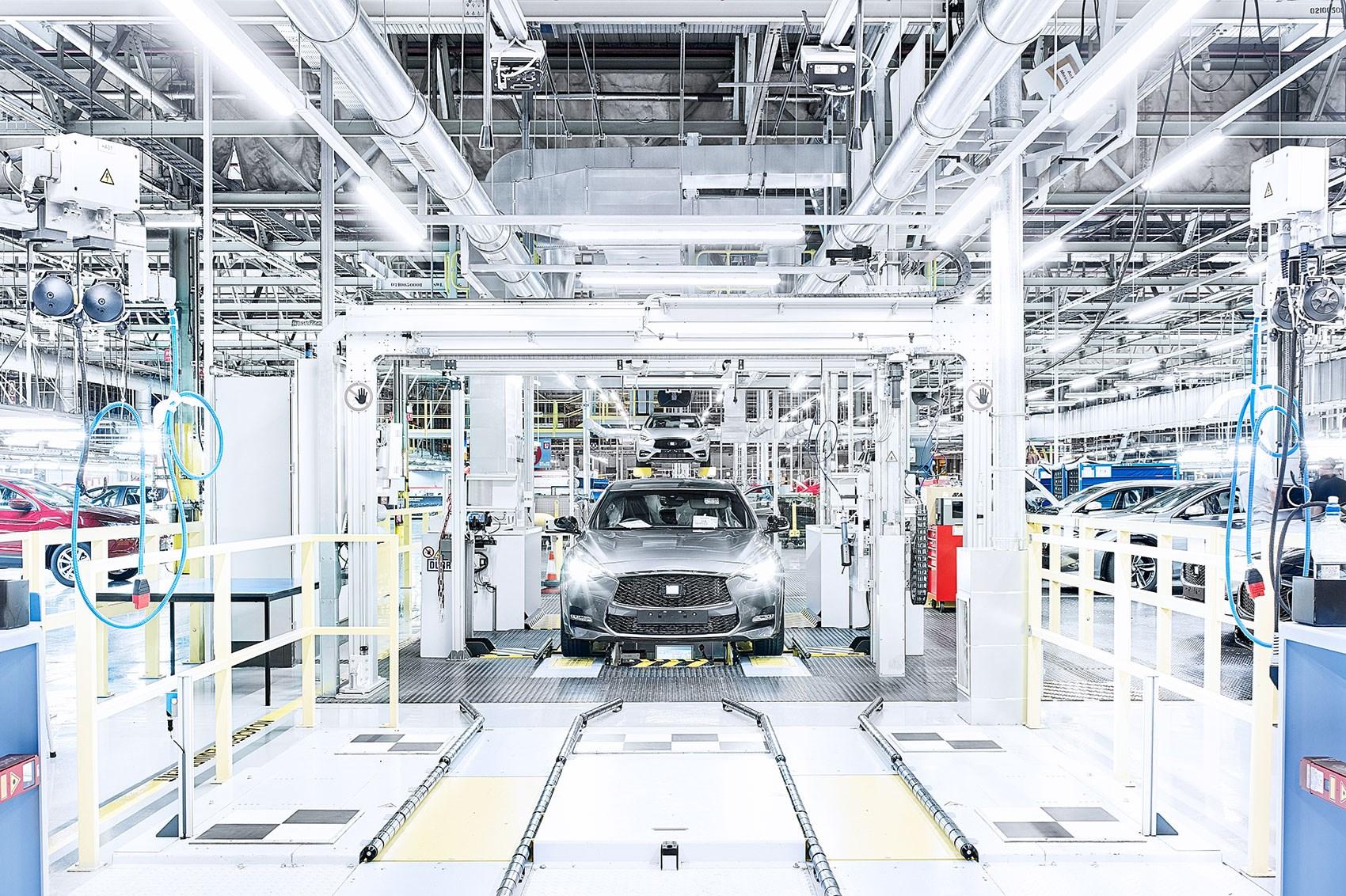 Nissan Factory Sunderland Tour