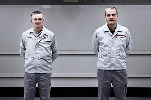 Inside Nissan's Sunderland plant