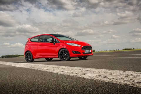 Brits' favourite: the Ford Fiesta