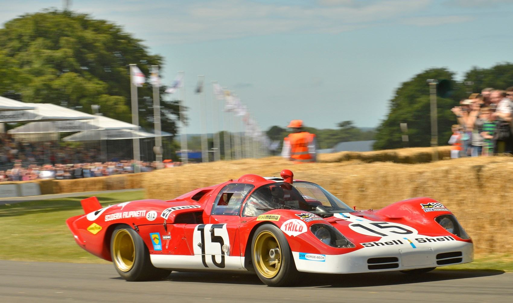 The most fearsome Le Mans cars of all time head to Goodwood in 2016 ...