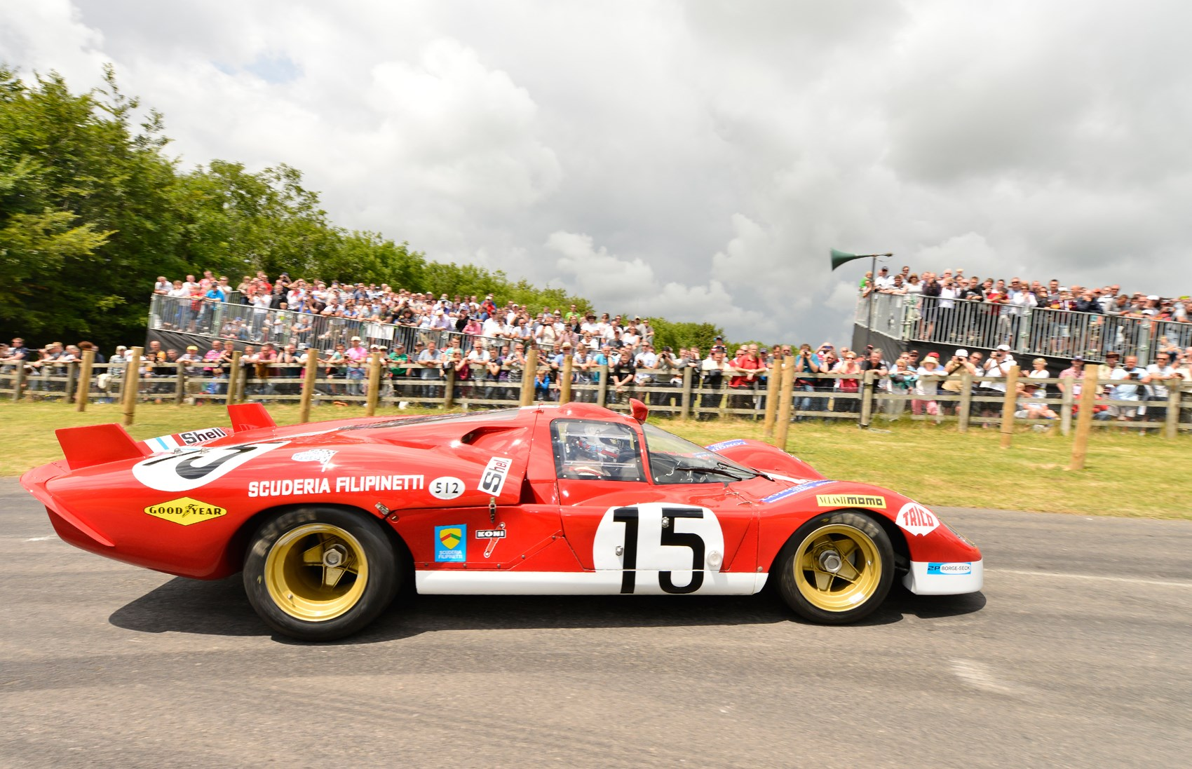 the most fearsome le mans cars of all time head to goodwood in 2016 car magazine. Black Bedroom Furniture Sets. Home Design Ideas