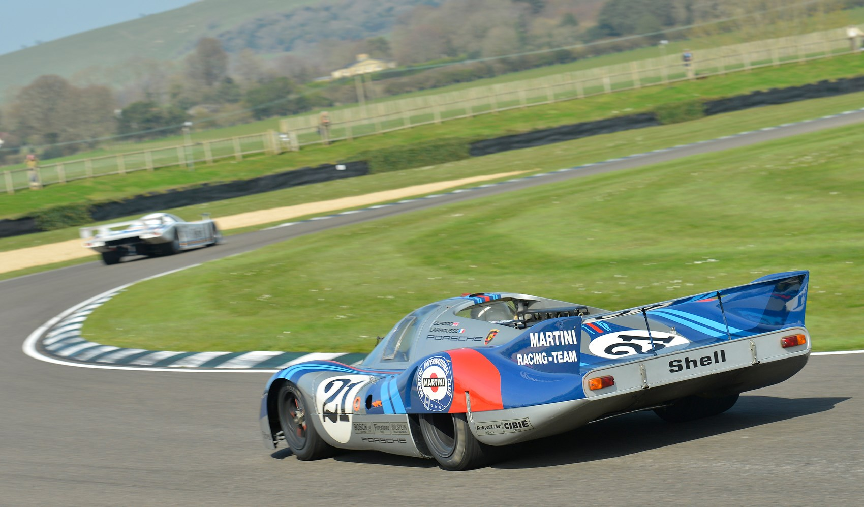The Most Fearsome Le Mans Cars Of All Time Head To Goodwood In 2016 By Car Magazine