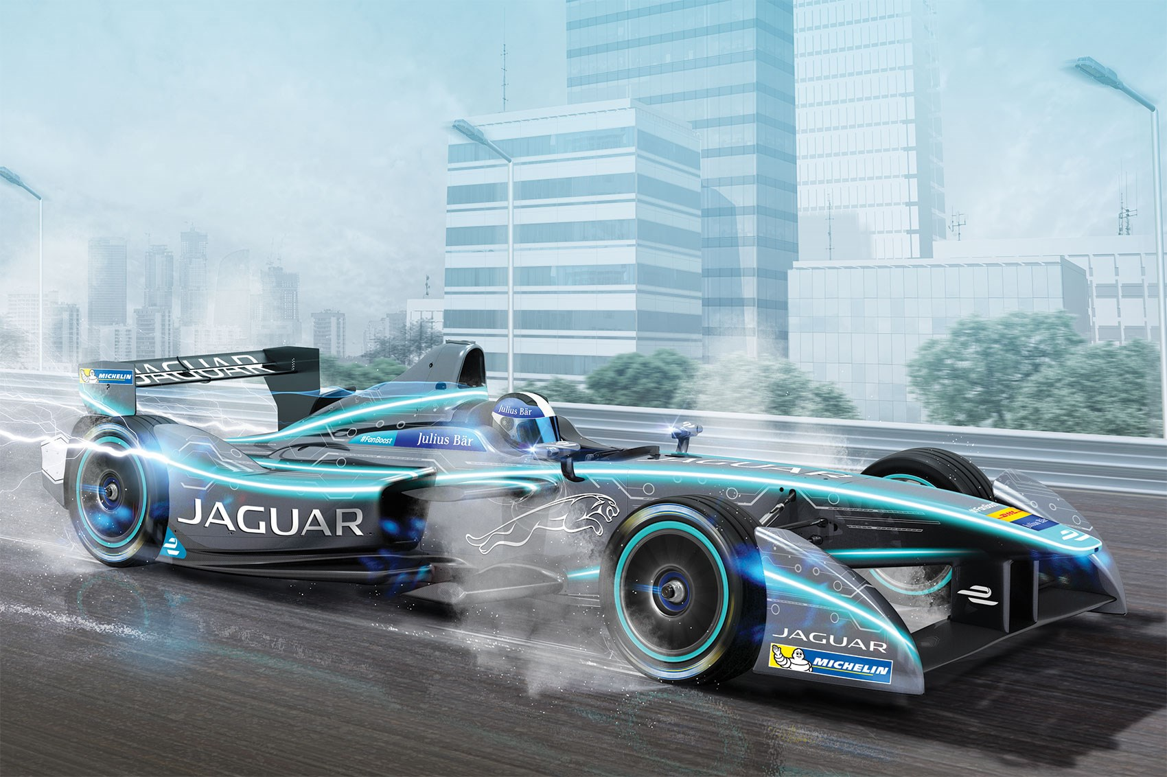 Formula E Set To Fast Track Electric Jags By Car Magazine