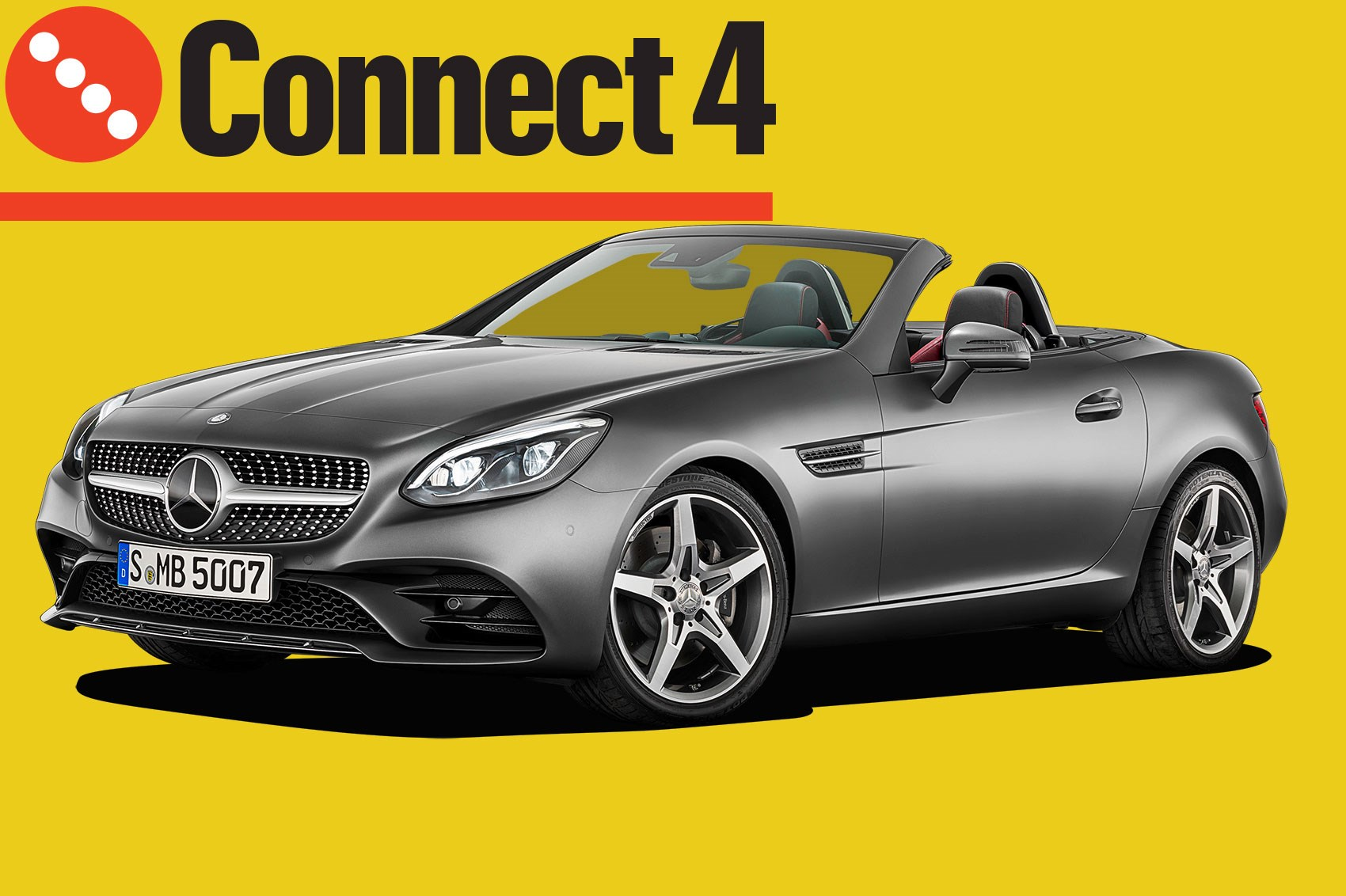 Connect 4 mercedes roadsters car february 2016 by car for Mercedes benz com connect
