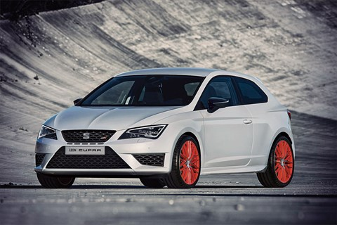 Cupra badge still hot in the UK, less so elsewhere. 'But we will continue to play!'