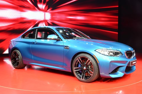 BMW's M2 Coupe channels the spirit of the 1M Coupe - and the past-master E30 M3